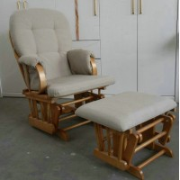 High quality Lounge chair with ottoman