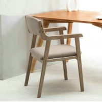 Simple and modern retro dining chair
