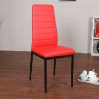 Home restaurant chair creative fabric modern simple style