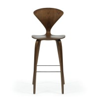 Cherner chai simple creative curved chair high bar chair
