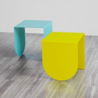 Super simple coffee side table