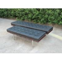 Black Barcelona Side Bench