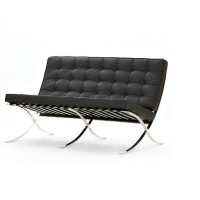 Barcelona Sofa Cushions and Straps in Full Nappa Leather