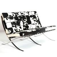 Cowhide Leather Barcelona Sofa Cushions