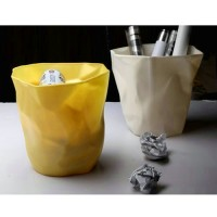 Essay Wrinkle Style Pen Pen Bin Bin Pen Holder