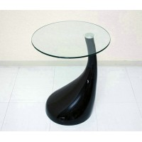 Rain drop side table,Jupiter Bistro Table