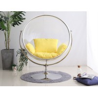 Bubble chair with stand and no chain