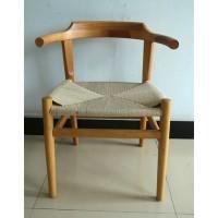 Hans Wegner Style Elbow Horn Chair Style 2