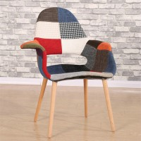 Patchwork Organic Chair