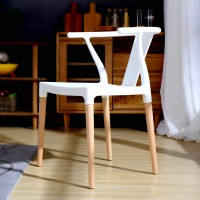 Wishbone Y chair in Plastic