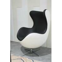 Egg Chair In Fiberglass Shell For Kids