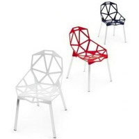 Magis Chair One Stacking