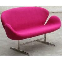 Swan sofa in fabric